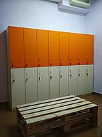 Шкаф  для одежды персонала. Оставьте заявку на просчет стоимости.