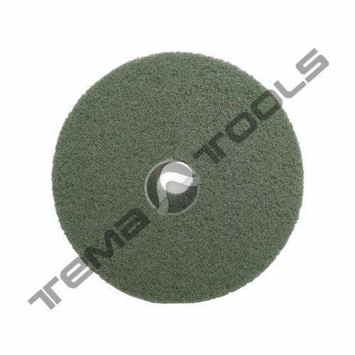 Вспененный абразив 150x10x22 P240 зеленый – диск шлифовальный
