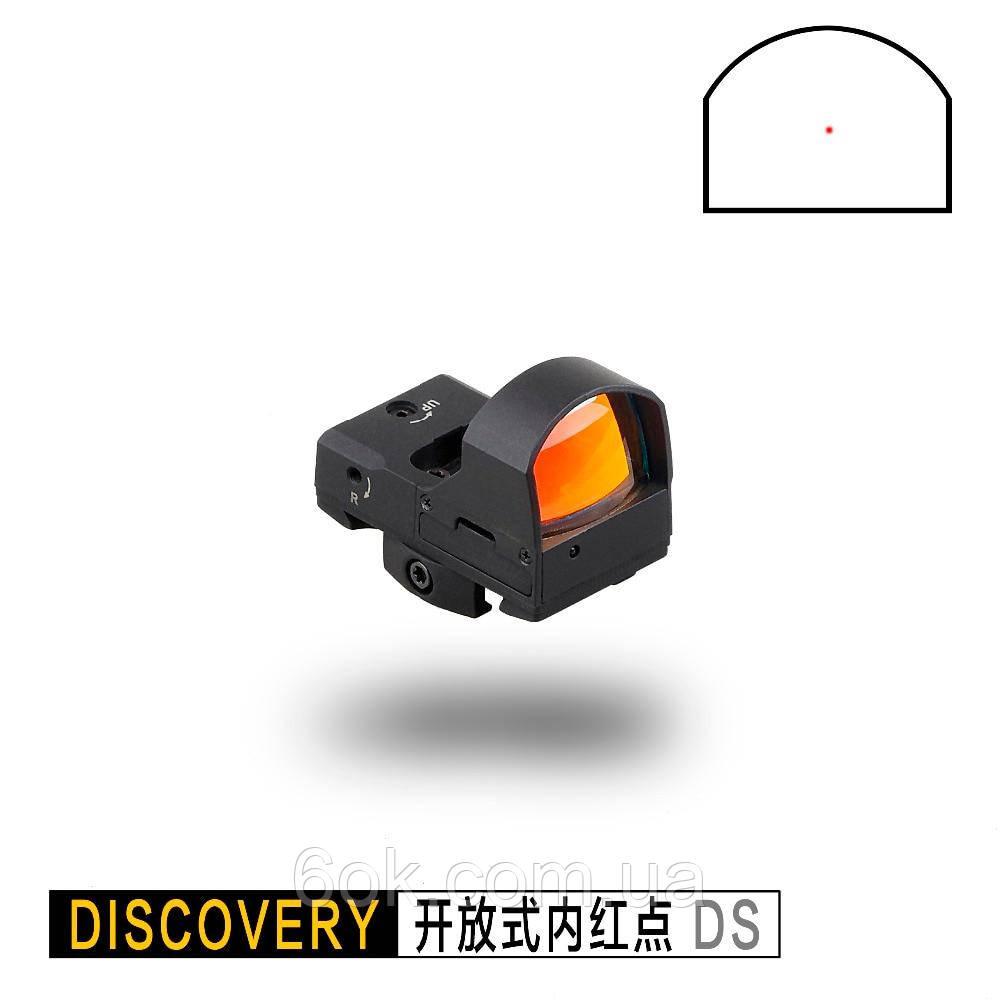 Прицел коллиматорный Discovery Optics Micro Red Dot