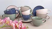 Наборы цветной посуды