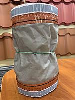 Коньковая лента для металлочерепицы, 240мм, фото 1