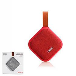 Bluetooth колонка Remax RB-M15 Red