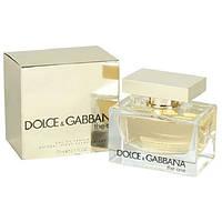 Женские духи в стиле Dolce&Gabbana the One (edp 75 ml)