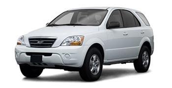 Автомобильные стекла для KIA SORENTO 2002-