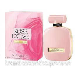 Женская туалетная вода Nina Ricci Rose Extase 80 мл