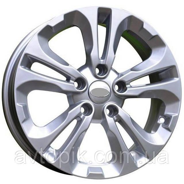 Литые диски Replica RBK670 R16 W6.5 PCD5x114.3 ET45 DIA67.1 (silver)
