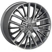 Литые диски Replica Audi (TL1356NW) R17 W7.5 PCD5x112 ET50 DIA57.1 (GMF)