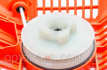 Стартер ручной в сборе (4 зацепа) для бензопил тип серии 4500-5200 , фото 2
