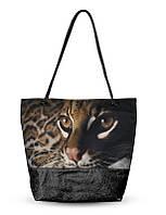 Женская сумка Дикая кошка