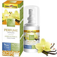Духи для собак Gimdog Natural Solutions, аромат амбры и ванили