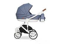 Детская коляска 2 в 1 Riko Naturo 05 Denim