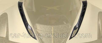 MANSORY air outtake - engine bonnet for McLaren 720S