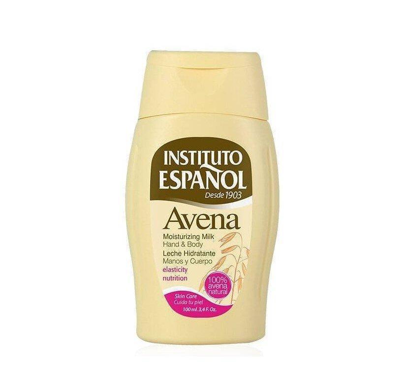 Увлажняющее молочко для тела Instituto Espanol Avena 100 мл