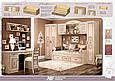 Спальня ВАСИЛИСА береза (Мастер Форм), фото 5
