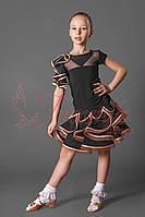 "Блуза  ""Алиса"" для танцев 358  р. 32 - р. 46, фото 1"