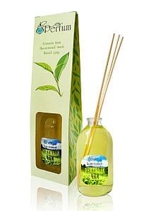 Аромат для дому офісу ресторану зелений чай 100 мл бамбуковий аромадиффузор свіжий аромат