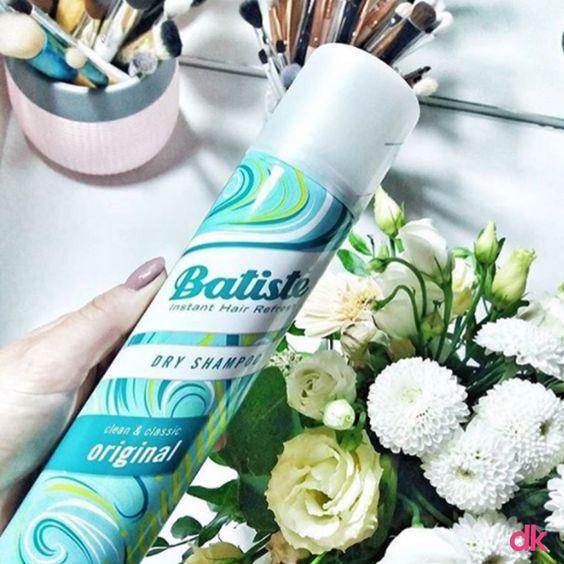 Batiste Dry Shampoo Clean and Classic Original 200 ml