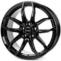 Литые диски Rial Lucca R18 W8 PCD5x112 ET39 DIA66.6 (diamond black)