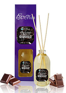 Аромат для дома офиса ресторана шоколад 100 мл бамбуковый аромадиффузор свежий аромат