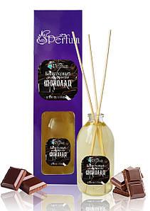 Аромат для дому офісу ресторану шоколад 100 мл бамбуковий аромадиффузор свіжий аромат