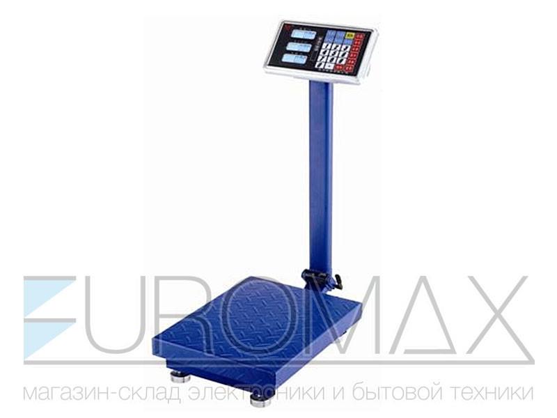 Весы электронные торговые BITEK 100кг с усиленной платформой 30х40см YZ-909-G5-100KG-3040