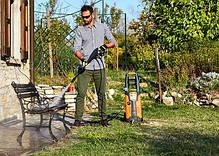 Мойка Oleo-Mac PW 115C (Италия) Оригинал 1,75 кВт/125 бар+турбо фреза,щетка,шланг 8м, фото 3