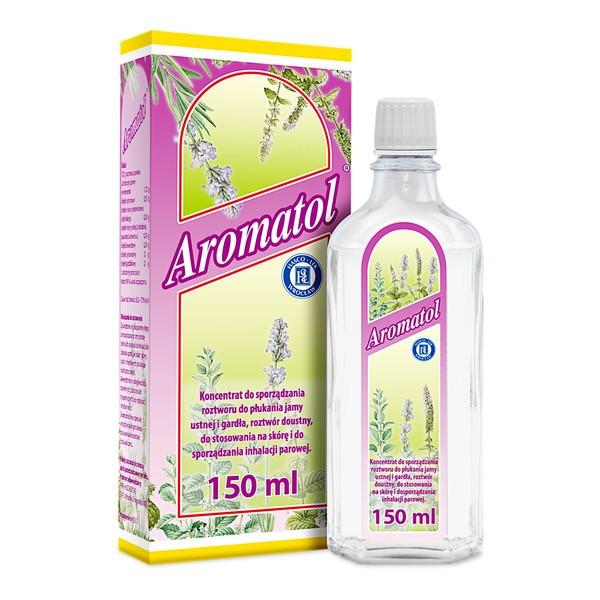 Бальзам Aromatol антисептическое средство 150 ml ( аналог Amol/Амол )