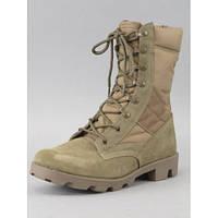 Летние армейские ботинки, берцы MilTec JUNGLE Cordura Coyote 12825005