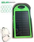 Power Bank Solar 20000 mAh повер банк солнечный аккумулятор, фото 6