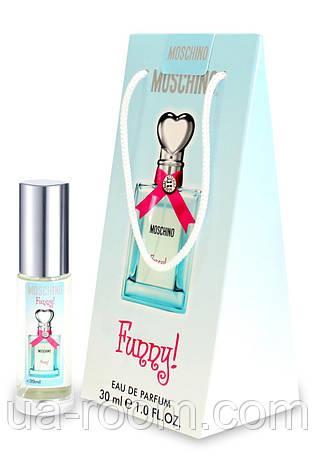 Мини-парфюм в подарочной упаковке Moschino Funny, 30 мл., фото 2