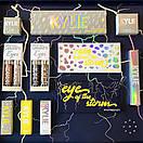 Подарочный набор косметики / Подарунковий набір косметики Kylie Weather Collection / синий / Кайли, фото 4