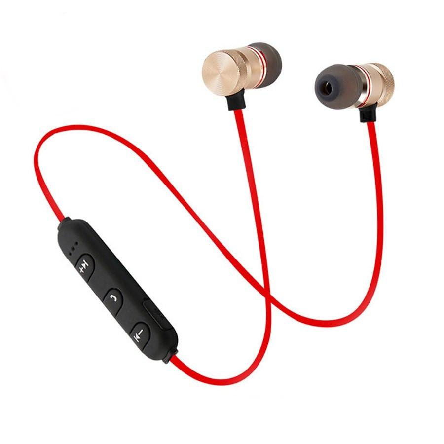 Беспроводные Bluetooth наушники с микрофоном М5 спорт