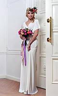 Свадебное платье трансформер белое айвори
