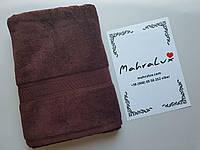 """Банное полотенце из микрокоттона """"Шоколад"""""""