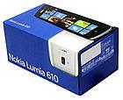 Оригинальный Смартфон Nokia Lumia 610, фото 5