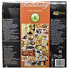 Мультиварка Rainberg 42 программы 1000 Вт 3d нагрев + Йогуртница, фото 3