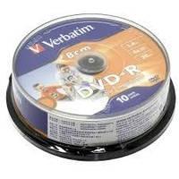Диски Verbatim DVD-R 8 cm 30 min ,для видеокамер