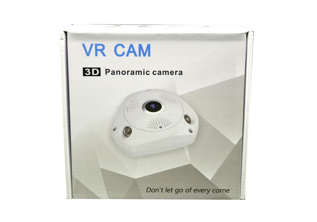 3D панорамная IP камера XPX 360 градусов, WI-FI