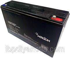 Merlion 6-DZM-33 12v 33ah, тяговый