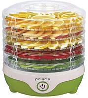 Сушки для фруктов и овощей Polaris PFD 0305 Green