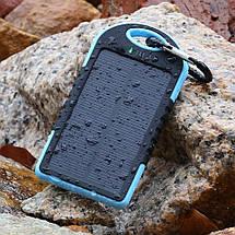 Солнечная батарея SOLAR CHARGER yd-t011g/y PowerBank, ударопрочная, заряжает одновременно два телефона, фото 2