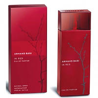 Armand Basi IN RED EAU DE PARFUM 100 ml edp TESTER