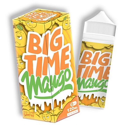Премиум жидкость для электронных сигарет Big Time Juice Mango 120 ml (clone)