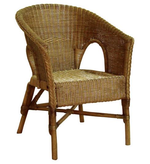 """Кресло """"Престиж"""" (из набора). Цвет можно изменять. Мебель из ротанга."""