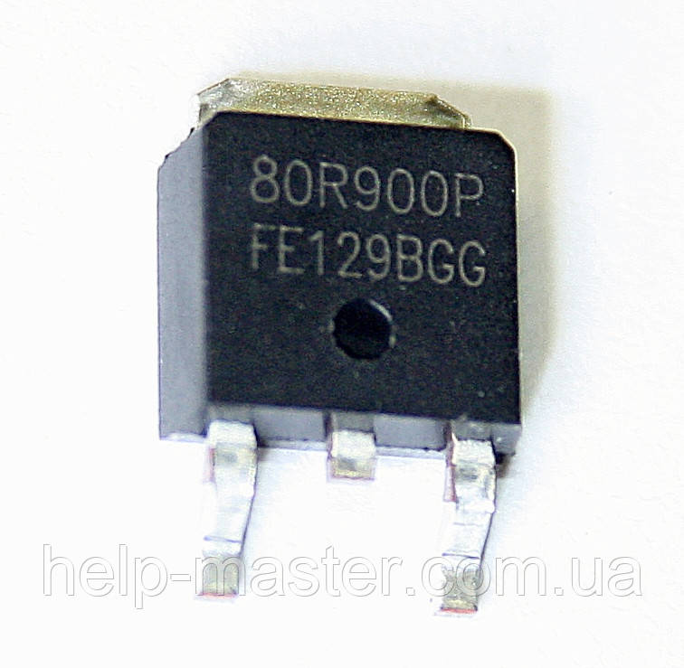 Транзистор MMD80R900P (TO-252(DPAK)