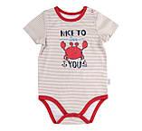 Боді-футболка для хлопчика. БД 154, фото 3