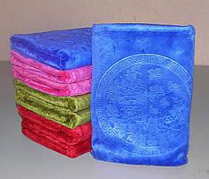 Полотенце лицевое микрофибра 100х50 см (F-426)