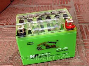 Аккумулятор 12V4A  (GEL)  GT5L-BS  86x70x114