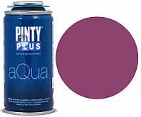 Краска аэрозоль на водной основе Aqua, Баклажановая, 150мл, PINTYPLUS