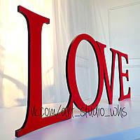 "Табличка ""LOVE"", фото 1"